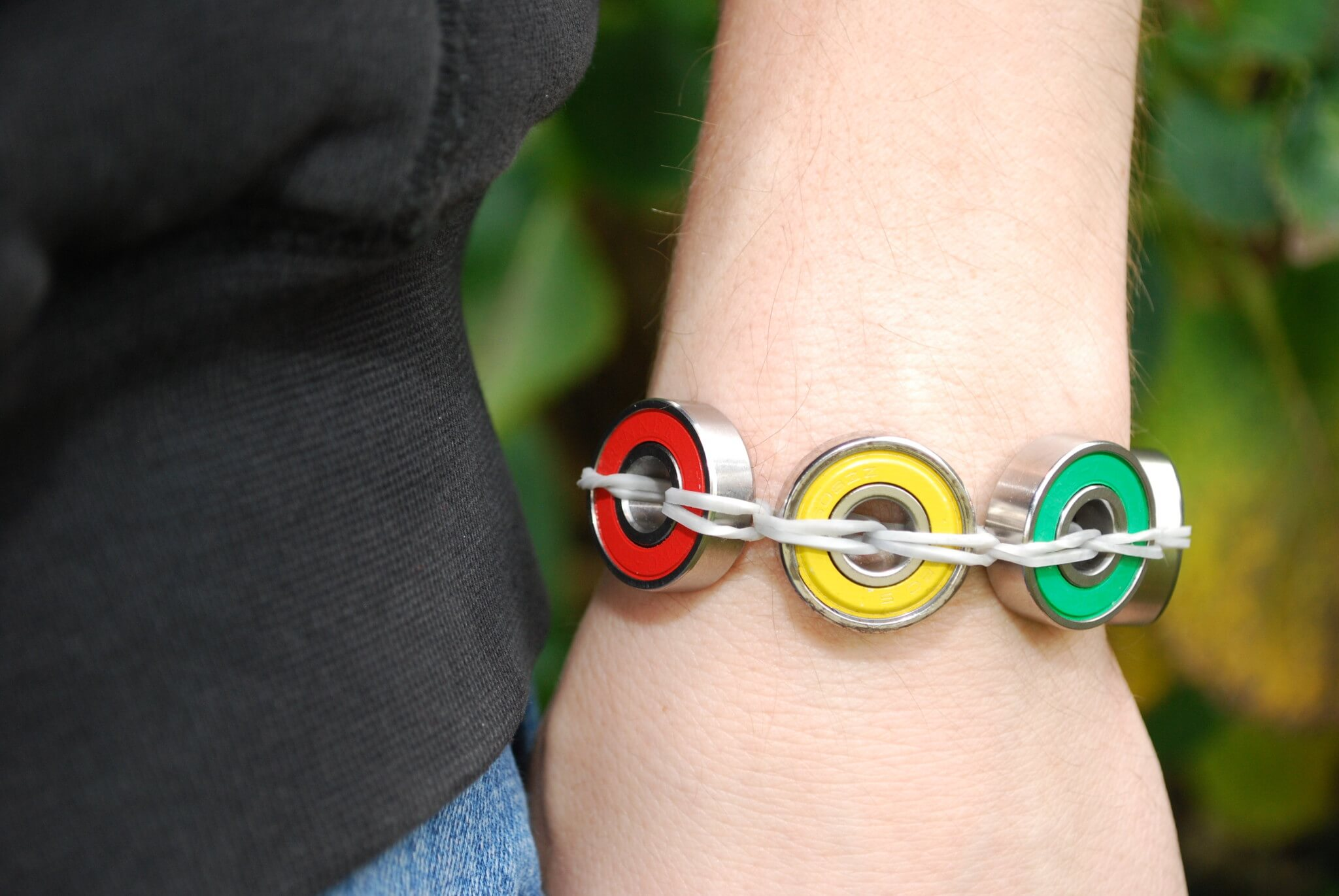 skate jewelry, recycled skateboards