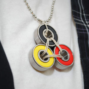 german, flag, necklace, germany, jewelry, gift