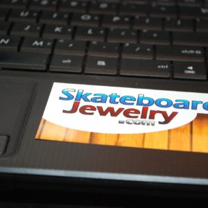 skate, stickers, skateboard