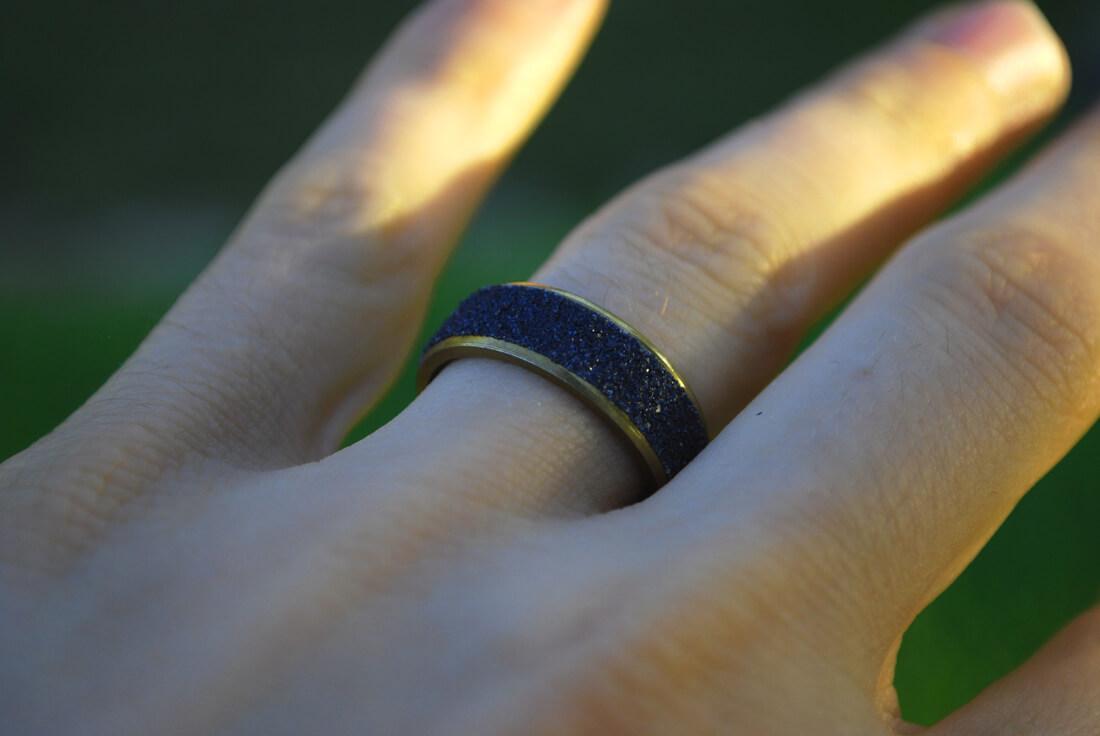 skateboard ring, steel