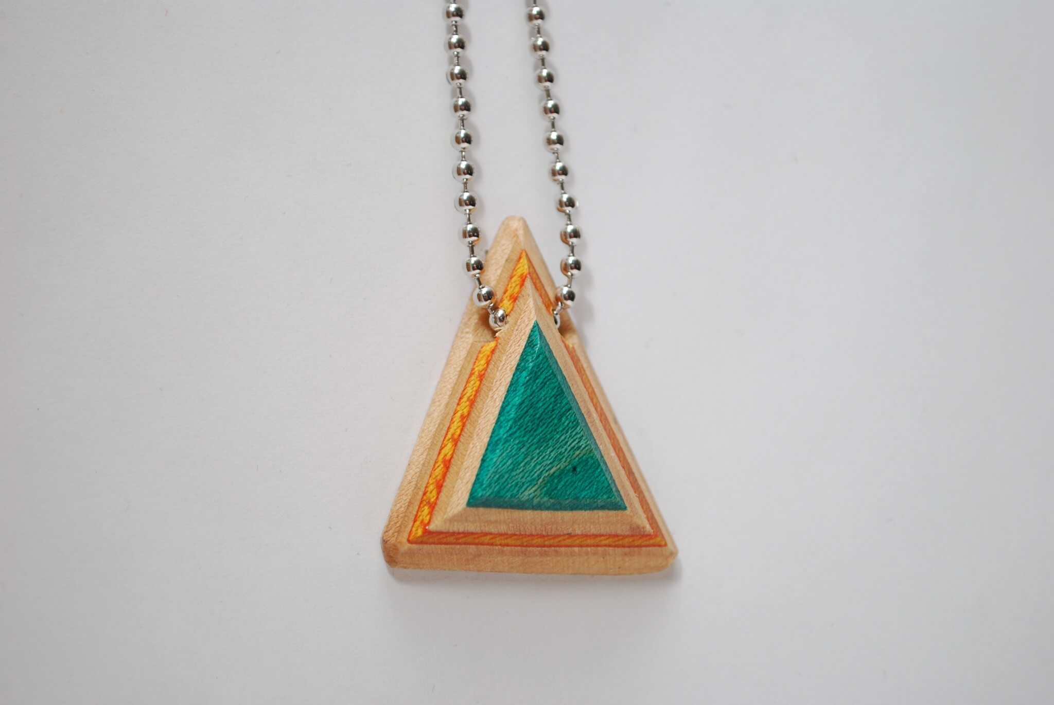 skateboard necklace, skate jewelry, gifts for skaters