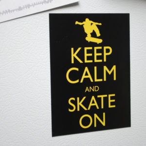 magnet, skate, unique, gift, cheap