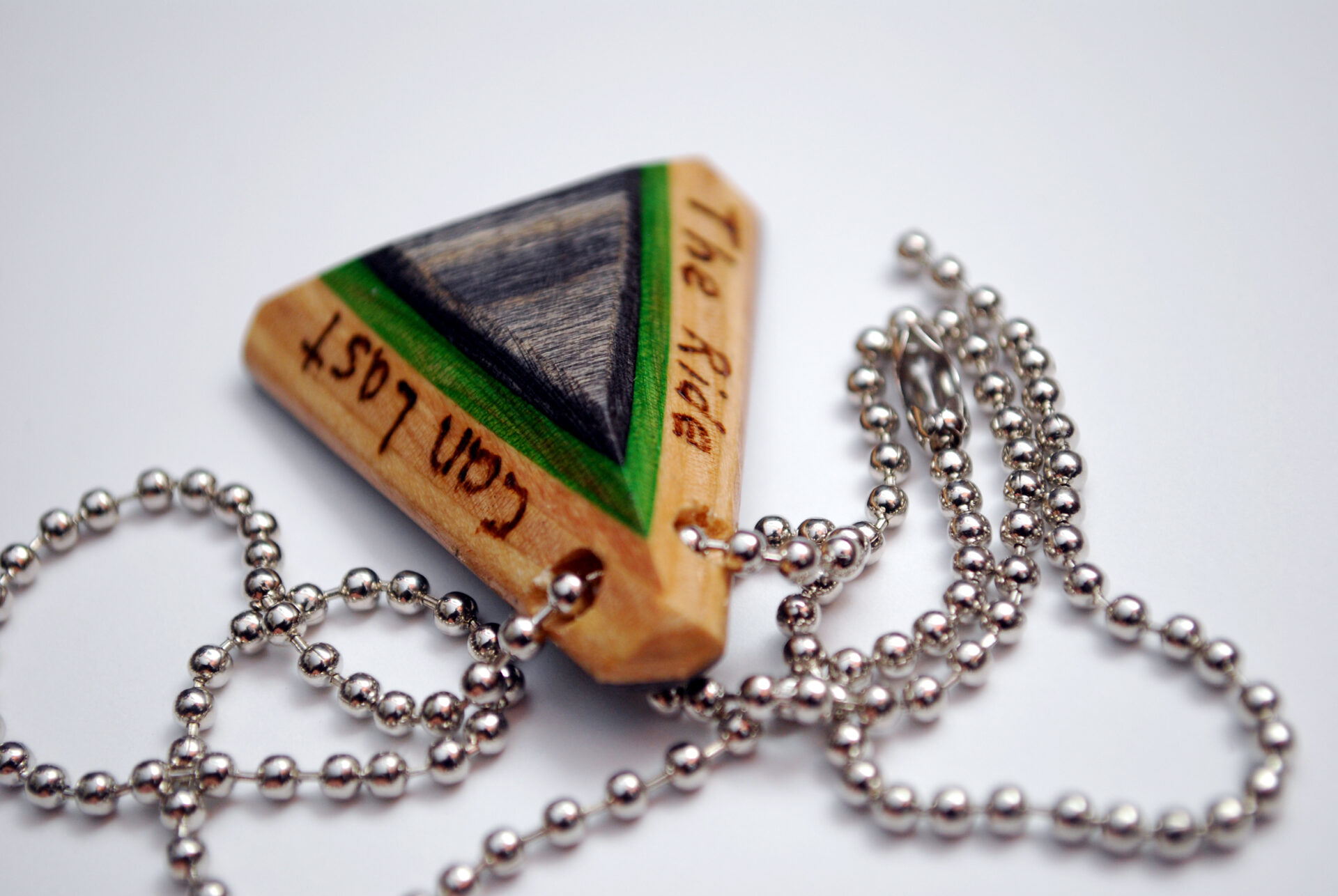necklace, skaters, gift, Christmas